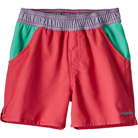 Patagonia Babies Forries Shorey Board Shorts Cerise